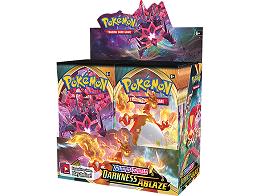 Display sobres Pokémon TCG Darkness Ablaze