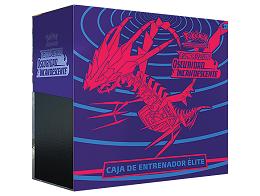 Pokémon TCG Oscuridad Incandescente Caja Elite
