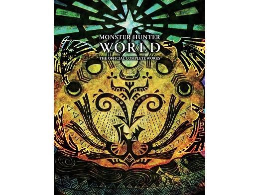 Monster Hunter: World - Complete Works (ING) Libro