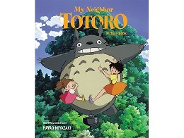 My Neighbor Totoro Picture Book (ING) Libro