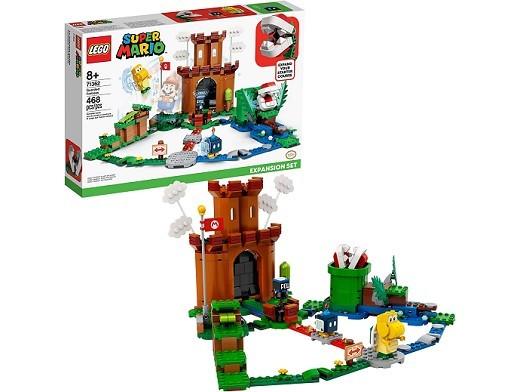 LEGO Super Mario Guarded Fortress