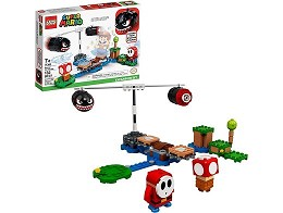 LEGO Super Mario Boomer Bill Barrage