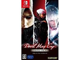 Devil May Cry Triple Pack (japonés) NSW