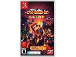 Minecraft Dungeons: Hero Edition NSW