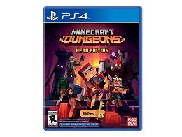 Minecraft Dungeons: Hero Edition PS4