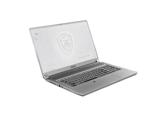 Notebook MSI Workstation WS75 10TL