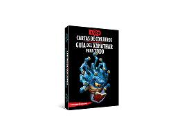 D&D Cartas de Conjuros - Guía del Xanathar