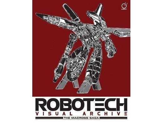 Robotech Visual Archive Macross Saga (ING) Libro