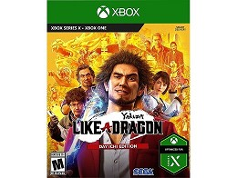 Yakuza: Like a Dragon XBOX ONE
