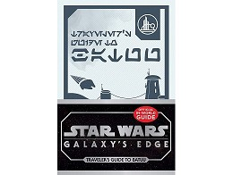 SW Galaxy Edge Traveler Guide to Batuu (ING) Libro