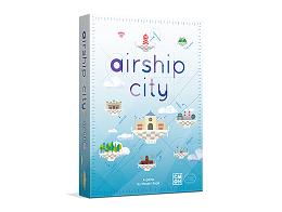 Airship City - Juego de mesa