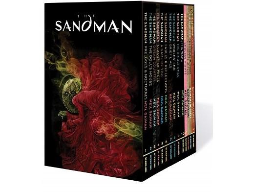 Sandman Box Set (ING) Libro