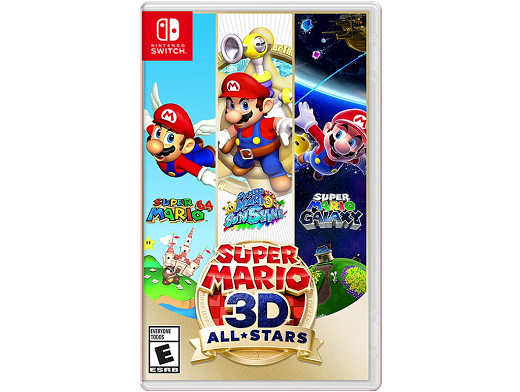 Super Mario 3D All-Stars NSW