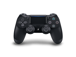 Control Sony DualShock 4 Black PS4