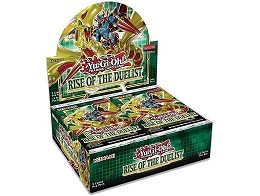 Display sobres Yu-Gi-Oh! TCG - Rise of the Duelist