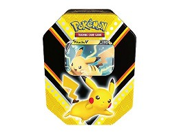 Pokémon TCG: V Powers Tin Pikachu V (Inglés)