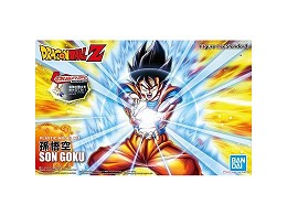 Model Kit Son Goku DBZ Rise Standard