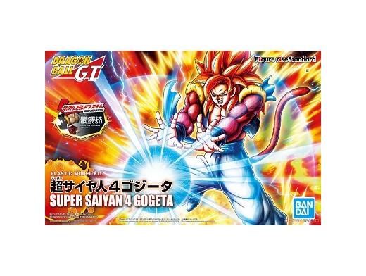 Model Kit Super Saiyan 4 Gogeta Rise Standard