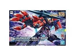 Model Kit Gundam Seltsam Build DiVERS:R HG