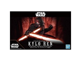 Model Kit Star Wars Kylo Ren - Rise of Skywalker