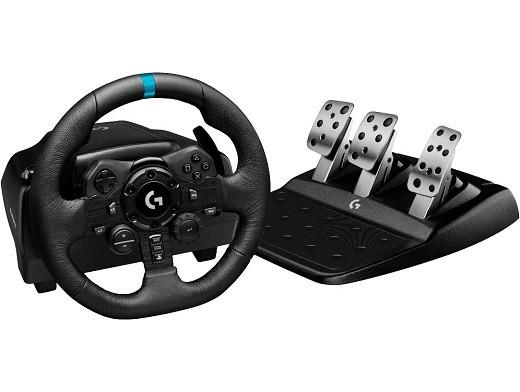 Volante G923 TrueForce PS4/PS5/PC