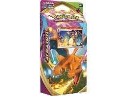 Mazo Pokémon TCG Voltaje Vívido Charizard