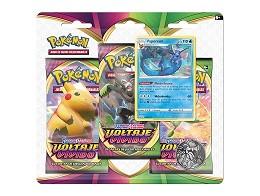 Pokémon TCG 3-Pack Voltaje Vívido Vaporeon