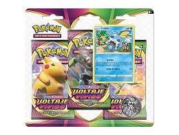 Pokémon TCG 3-Pack Voltaje Vívido Sobble