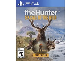 theHunter: Call of the Wild 2019 Edition PS4