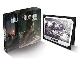 Art of the Last of Us Part 2 Deluxe Ed (ING) Libro