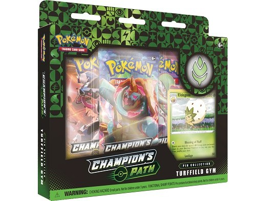 Pokémon TCG Champion's Path Turffield Gym