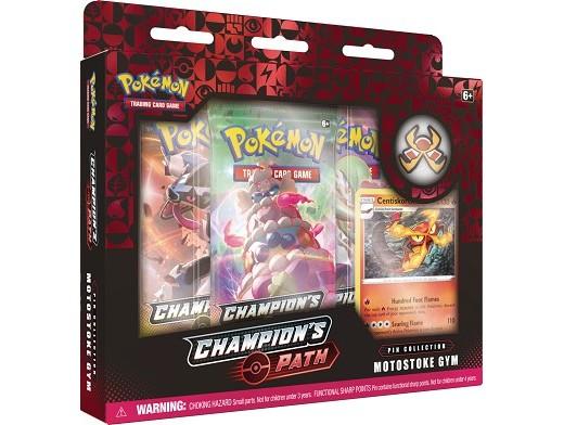 Pokémon TCG Champion's Path Motostoke Gym