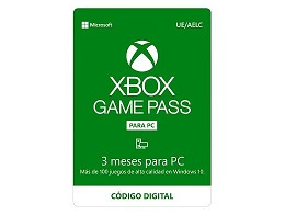 Xbox Game Pass para PC 3 meses (DIGITAL)