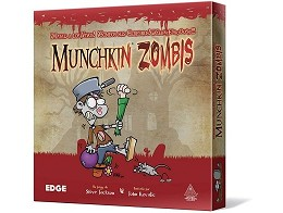 Munchkin Zombis - Juego de mesa