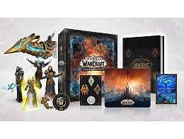 World of Warcraft: Shadowlands Collector's Ed PC
