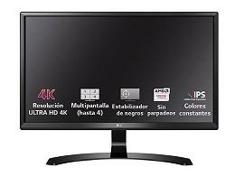 Monitor LG 24UD58-B 61 cm Ultra HD 4K IPS LED