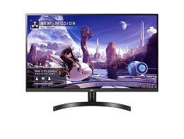 Monitor LG 31,5'' QHD IPS Monitor con AMD FreeSync