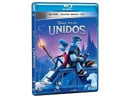 Unidos Blu-Ray + Blu-ray Bonus + DVD (latino)