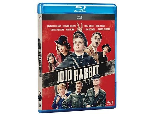 Jojo Rabbit Blu-Ray (latino)