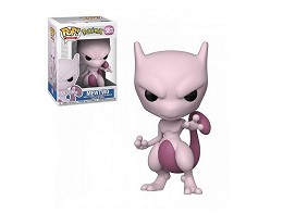Figura Pop! Games: Pokémon - Mewtwo