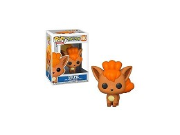 Figura Pop! Games: Pokémon - Vulpix