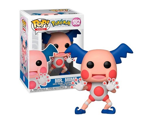 Figura Pop! Games: Pokémon - Mr. Mime