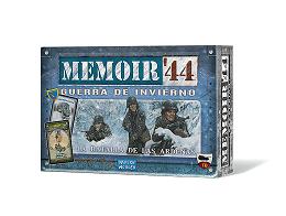 Memoir '44 Guerra de invierno - Juego de mesa