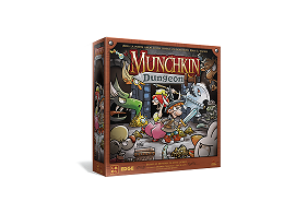 Munchkin Dungeon - Juego de mesa