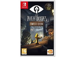 Little Nightmares: Complete Edition NSW