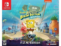 Spongebob: BFBB - Rehydrated FUN Ed NSW