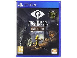 Little Nightmares Complete Edition (Euro) PS4