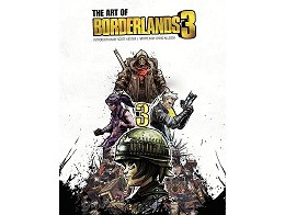 The Art of Borderlands 3 (ING) Libro