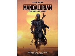 Star Wars The Mandalorian Art&I v1 CE (ING) Libro