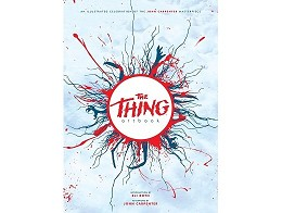 The Thing: Artbook (ING) Libro